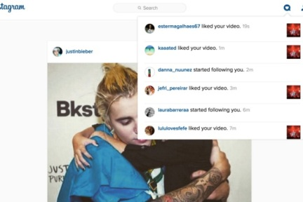instagram 网页 版 直播